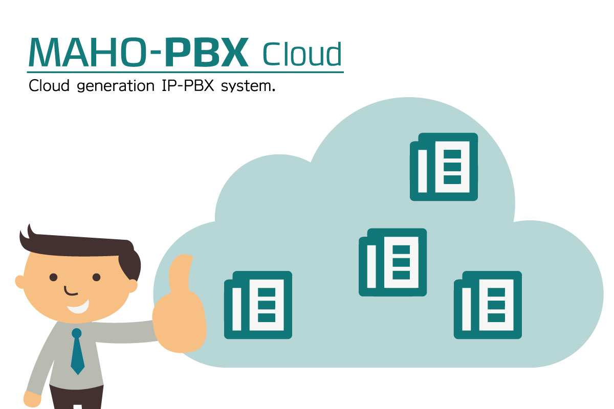 MAHO-PBX Cloud